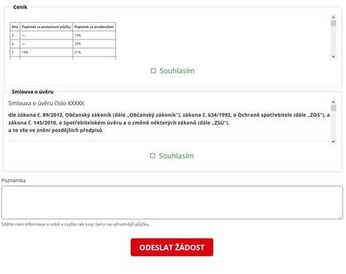 Online pujcky bez registru beroun
